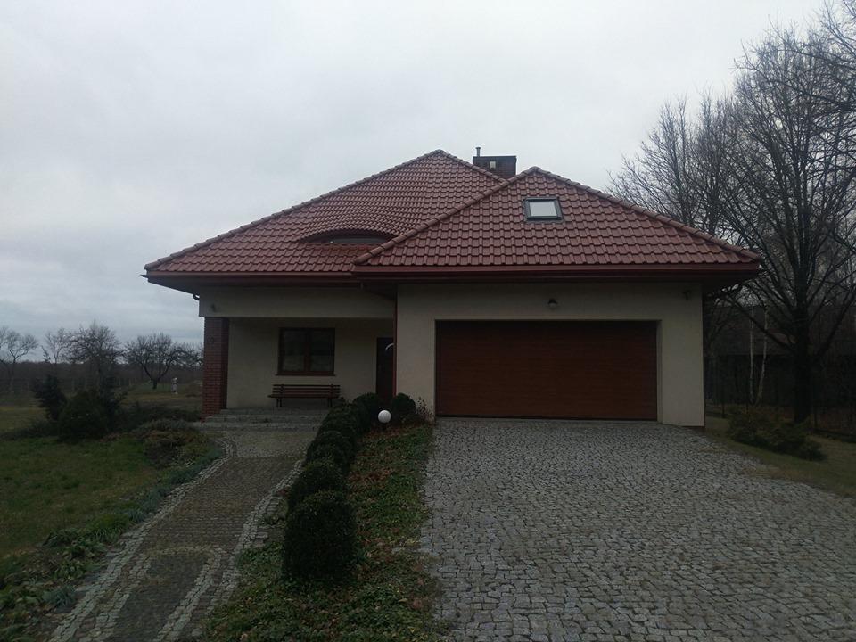 Dom okolice Aleksandrów Łódzki